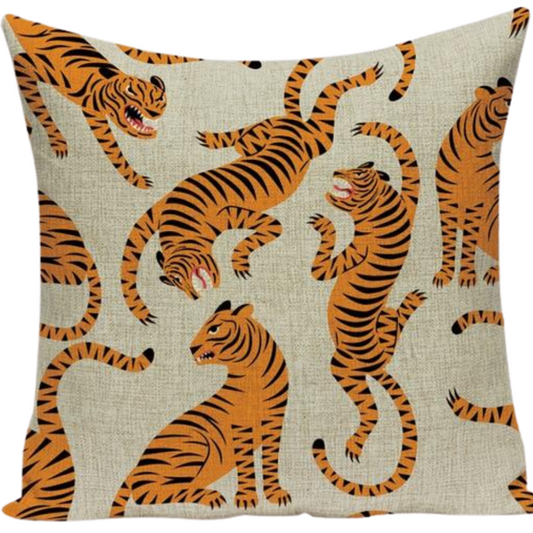 Tora Pillow Case