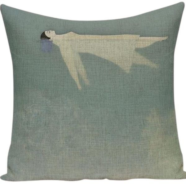 Nereids Cushion Cover