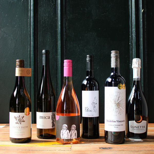 The Mowbray Wine Collection: By the Bottle