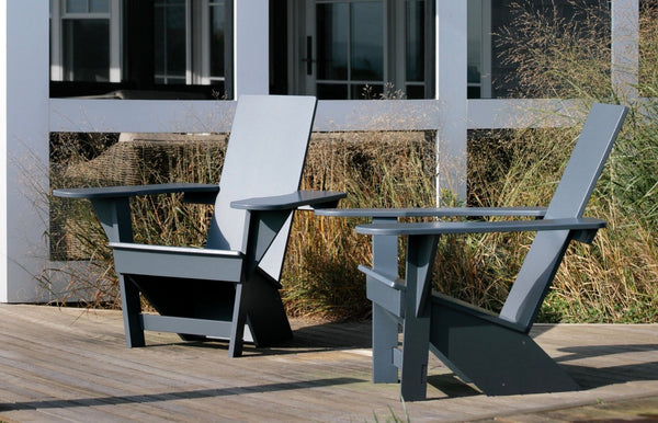 Outermost Chair - Dock Grey
