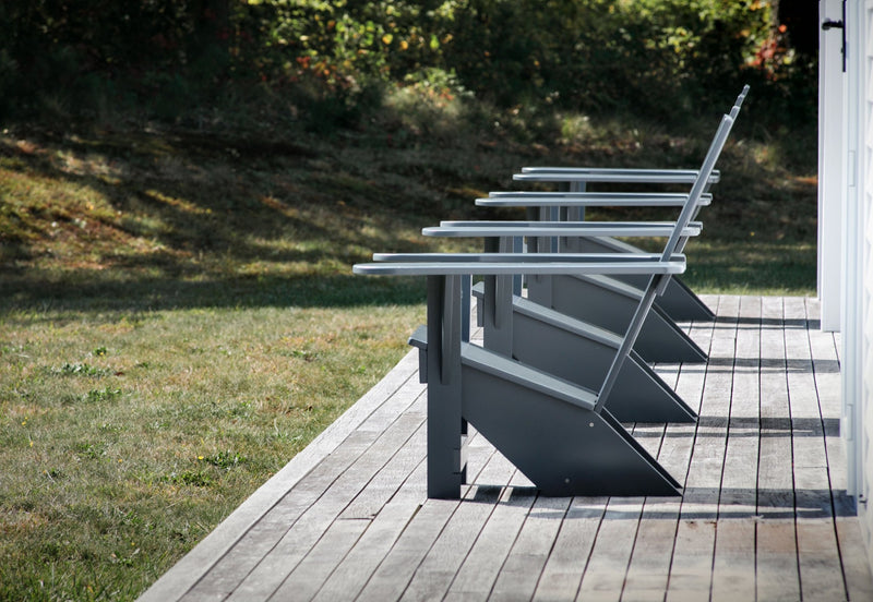 Outermost Chair - Dock Grey - Triple Coated
