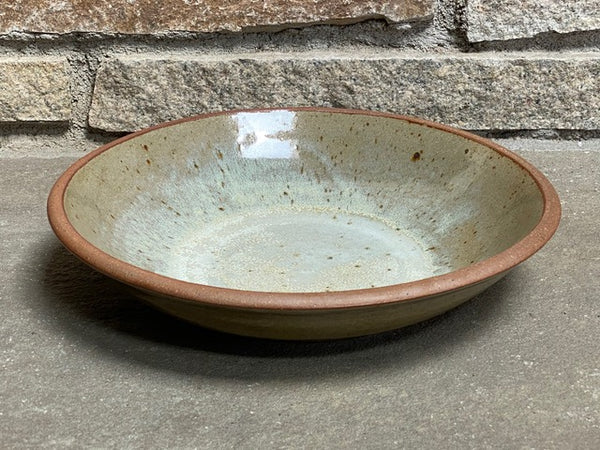 "Large, Shallow Serving Ö Bowl, 10""w x 2.5""h"