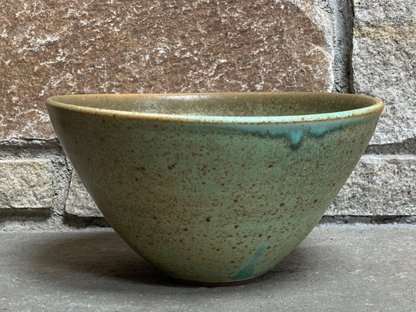 M. Patterson Ceramic Serving Bowl, 9