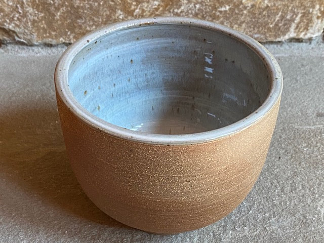 "Small Tall Footed Ö Bowl, 6""w x 5""h"