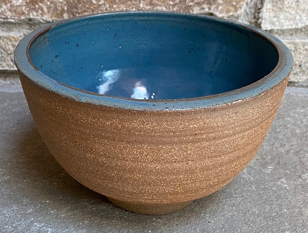 "Large Footed Ö Bowl, 7 3/4""w x 4 3/4""h"