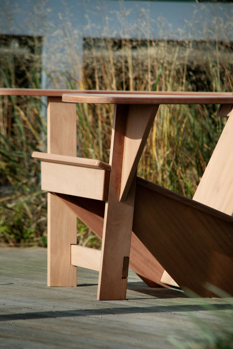 Outermost Chair - Natural