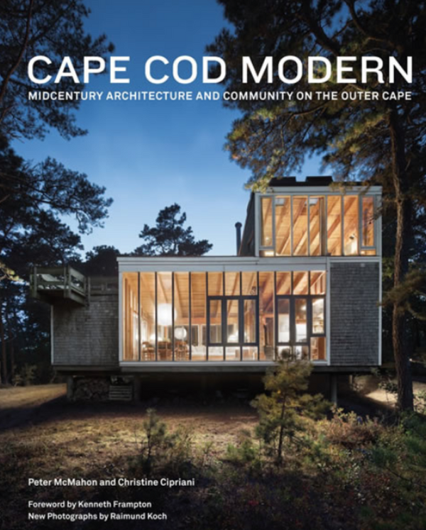 mid century architecture and community on cape cod