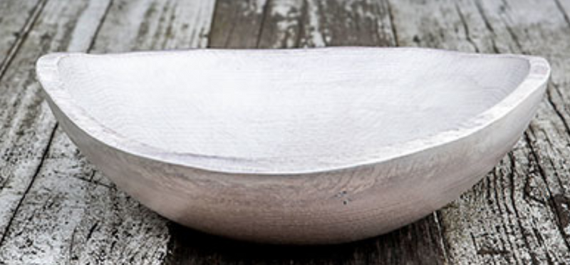 Wooden Bowls - Pearl