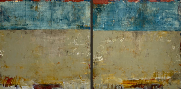Interazione Aperta Diptych, (Open Interaction), 30