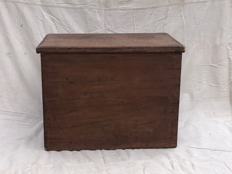 Natural Wood Chest
