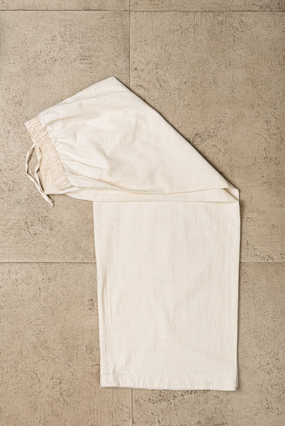 Creme Khadi Lower