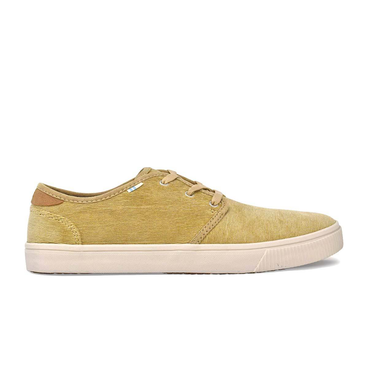 Light Toffee Micro Corduroy Men's Carlo