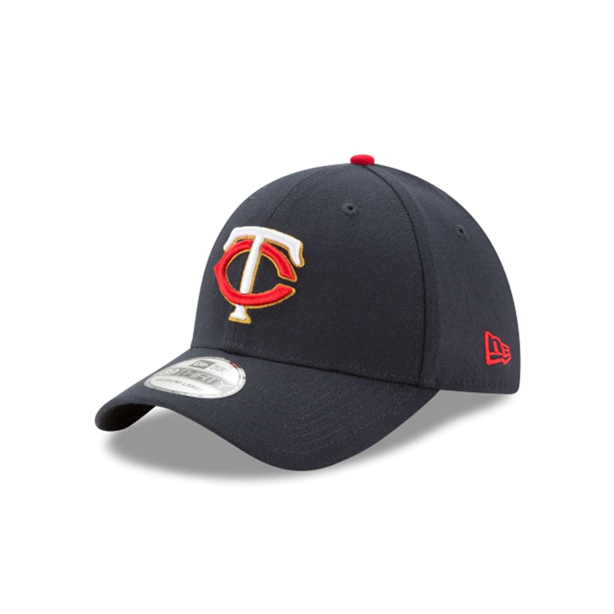 MINNESOTA TWINS TEAM CLASSIC 39THIRTY STRETCH FIT NAVY/RED