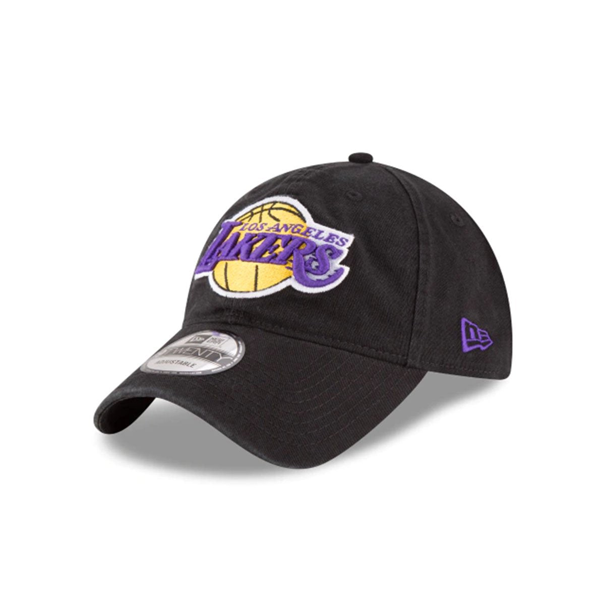 LOS ANGELES LAKERS_BLACK/PURPLE