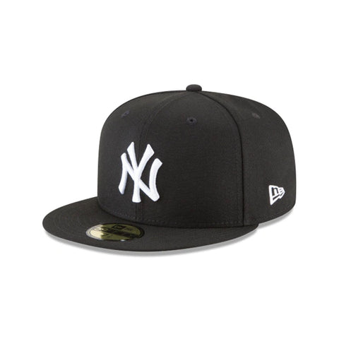 NEW YORK YANKEES BASIC 59FIFTY FITTED_BLACK