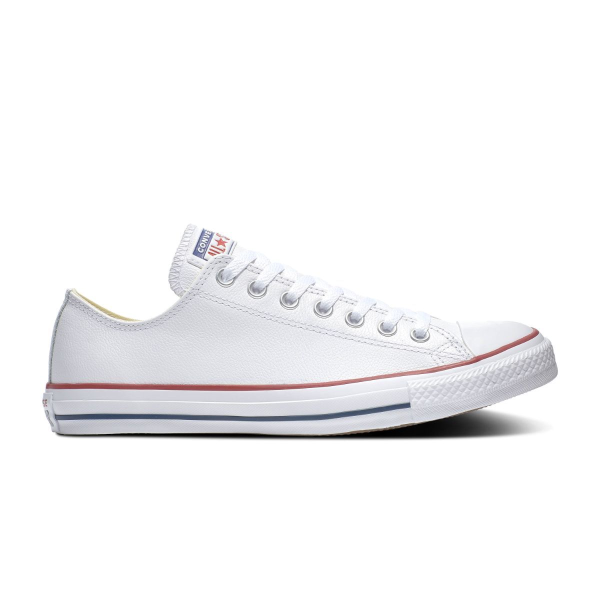 Converse All Star Chuck Taylor Leather White Low Top