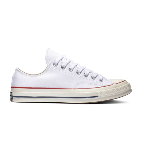 Chuck 70 White Low Top