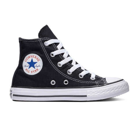 Little Kids Chuck Taylor All Star Black High Top