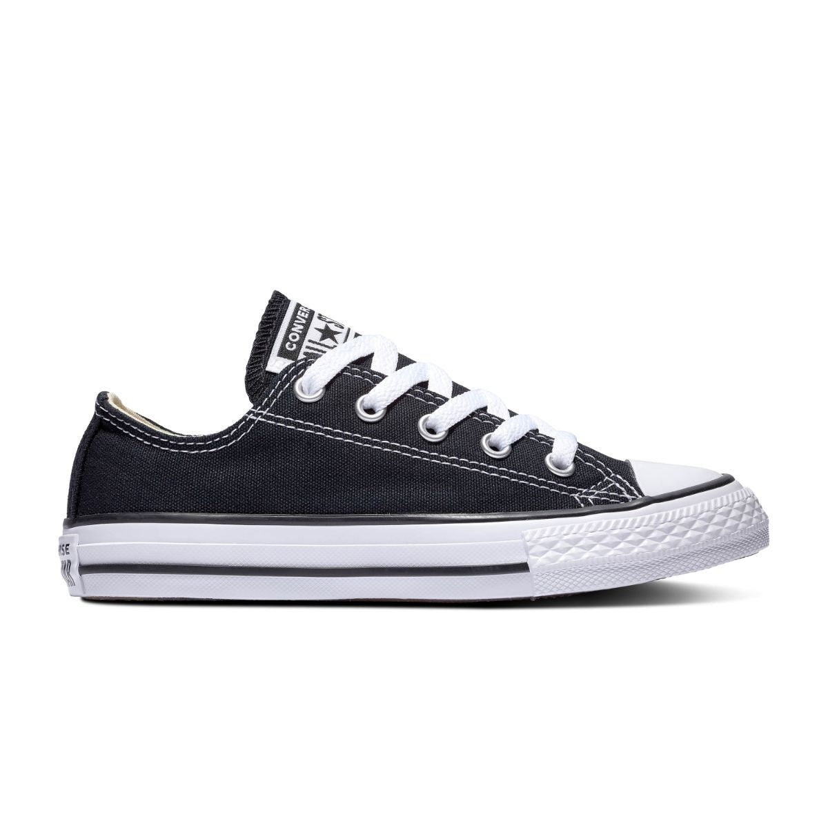 Chuck Taylor All Star Black Low Top