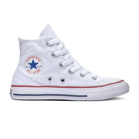 Little Kids Chuck Taylor All Star White High Top