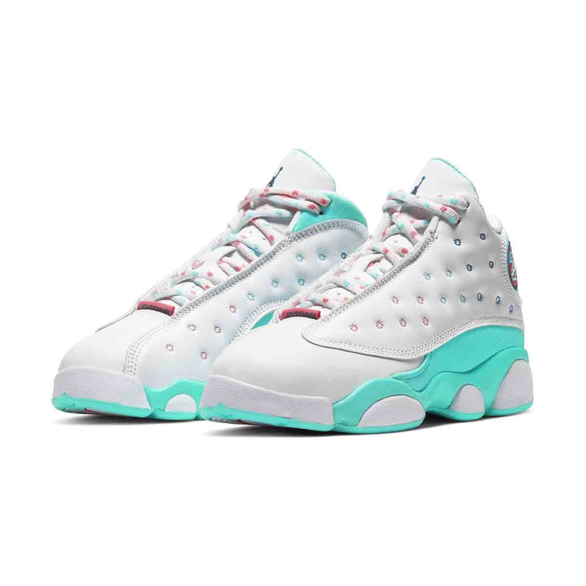 Girls' Jordan 13 Retro (PS) Pre-School Shoe