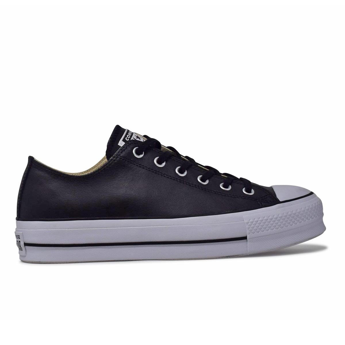 Chuck Taylor All Star Lift Leather Black