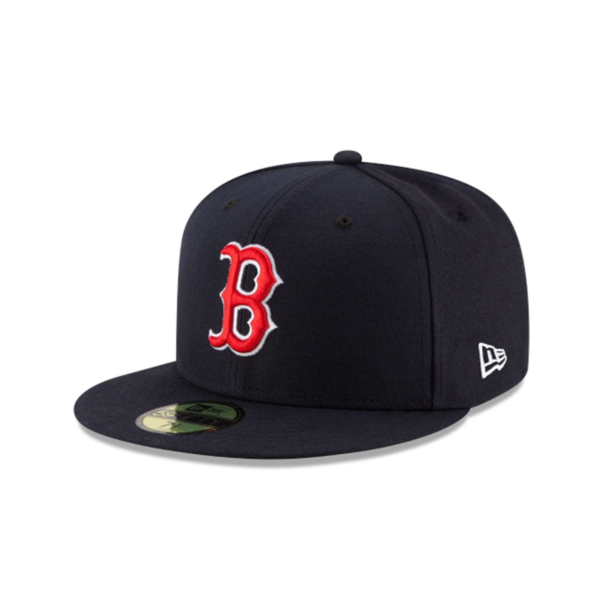 BOSTON RED SOX 59FIFTY FITTED NAVY/RED