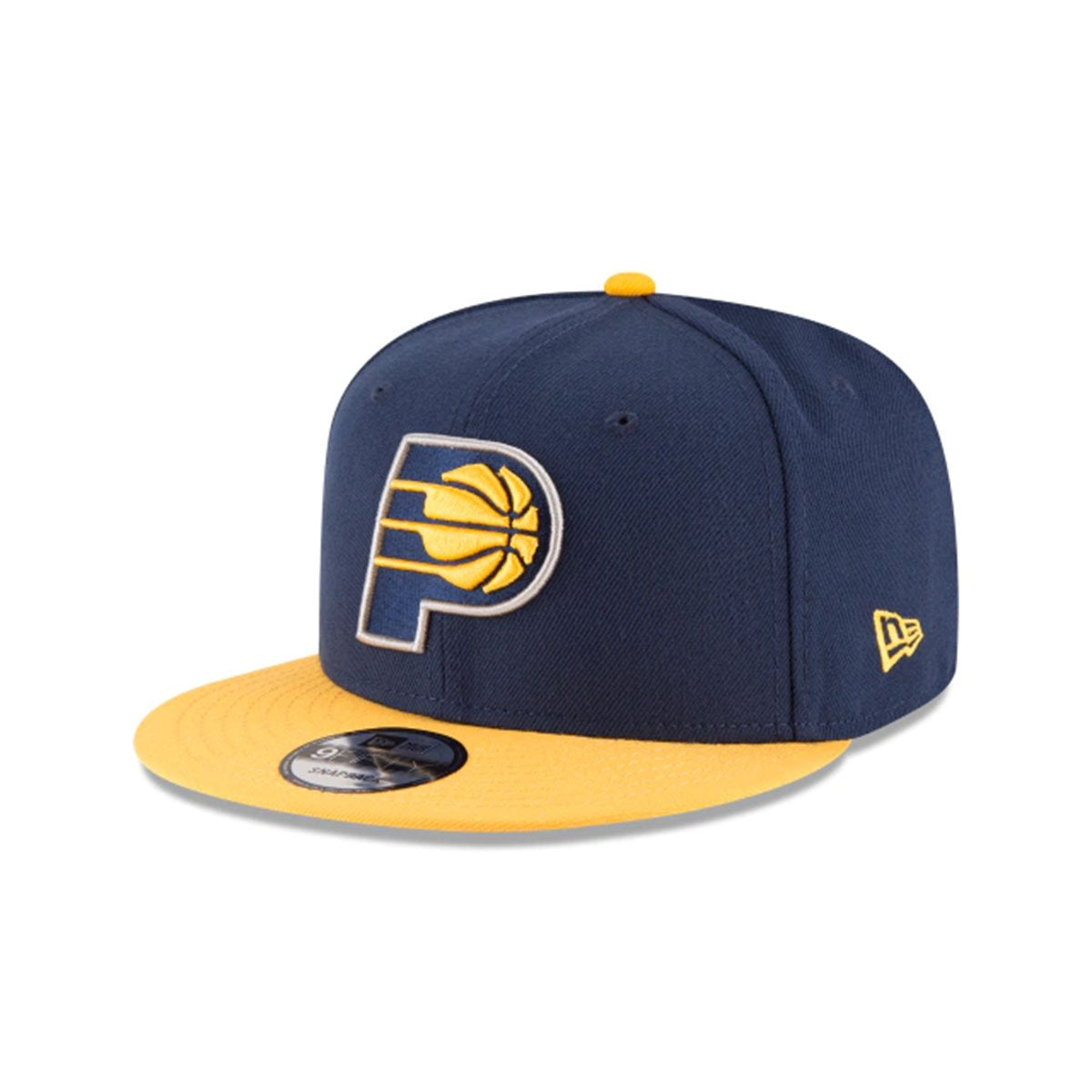 INDIANA PACERS 2TONE 9FIFTY SNAPBACK NAVY/YELLOW