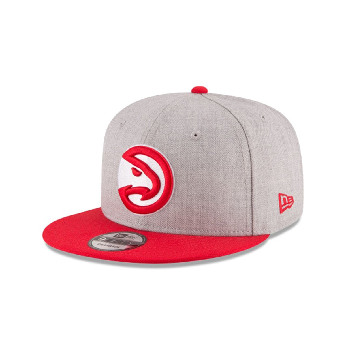 ATLANTA HAWKS 2TONE HGROTC_HEATHER/RED