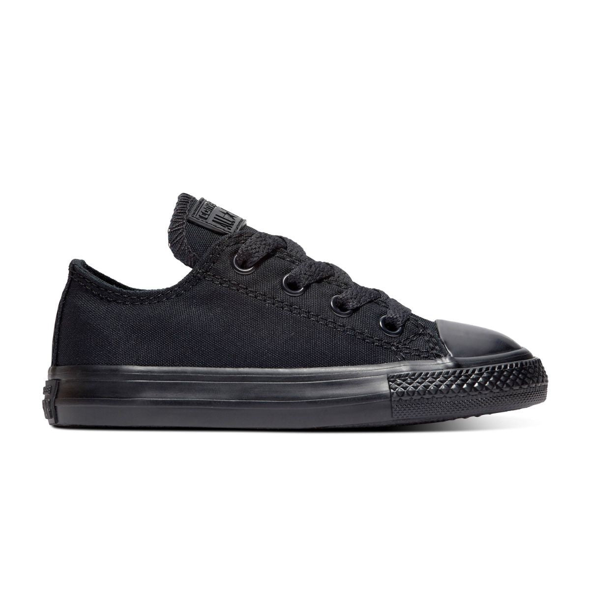 Toddler Chuck Taylor All Star Black Low Top