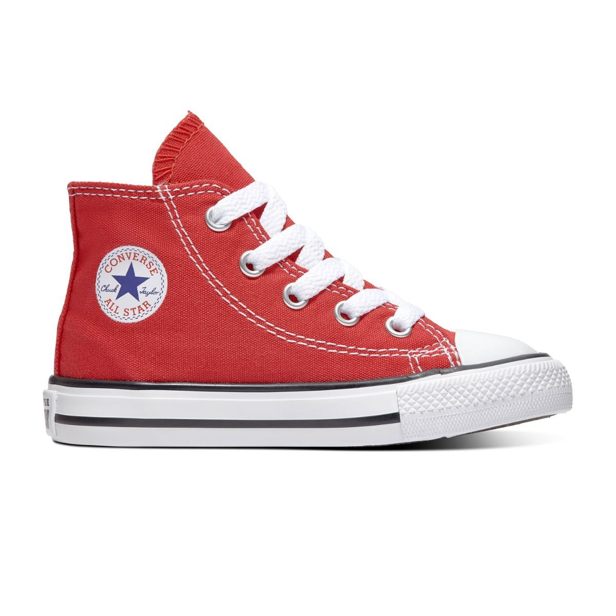 Toddler Chuck Taylor All Star Red High Top