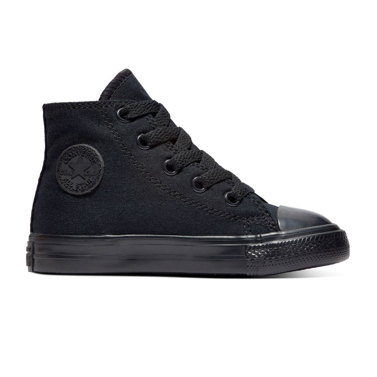 Toddler Chuck Taylor All Star Black High Top