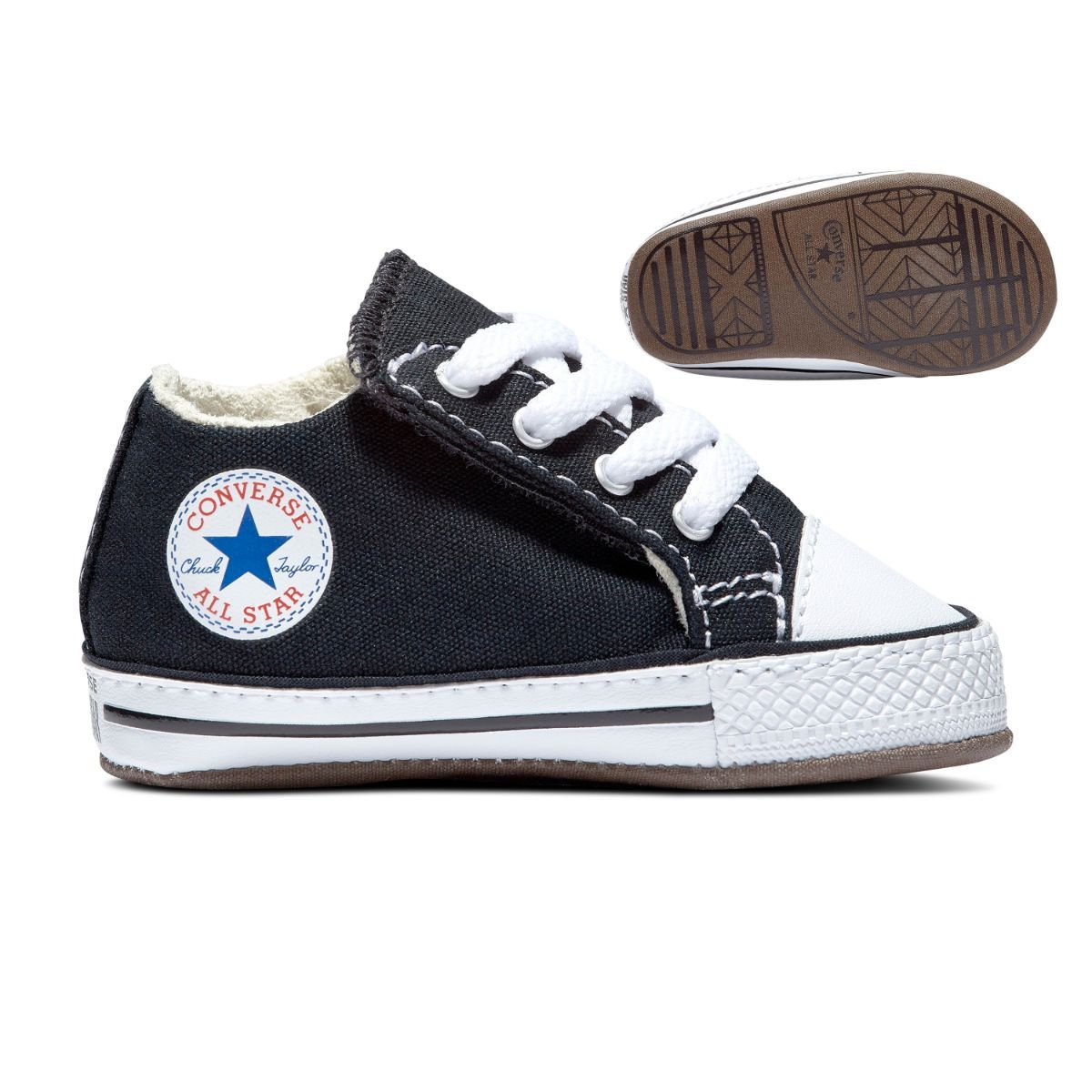 Chuck Taylor All Star Black Cribster