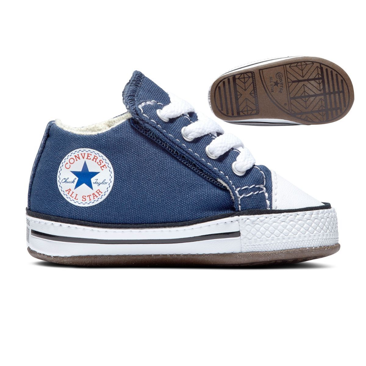 Infant Chuck Taylor All Star Navy Cribster