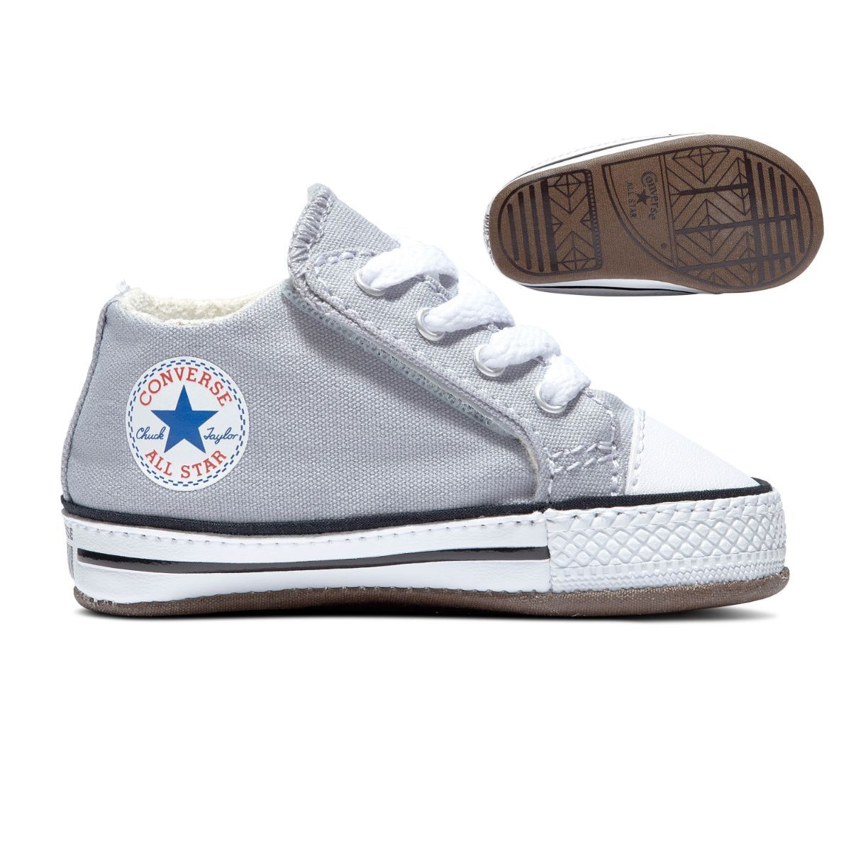 Chuck Taylor All Star Grey Cribster