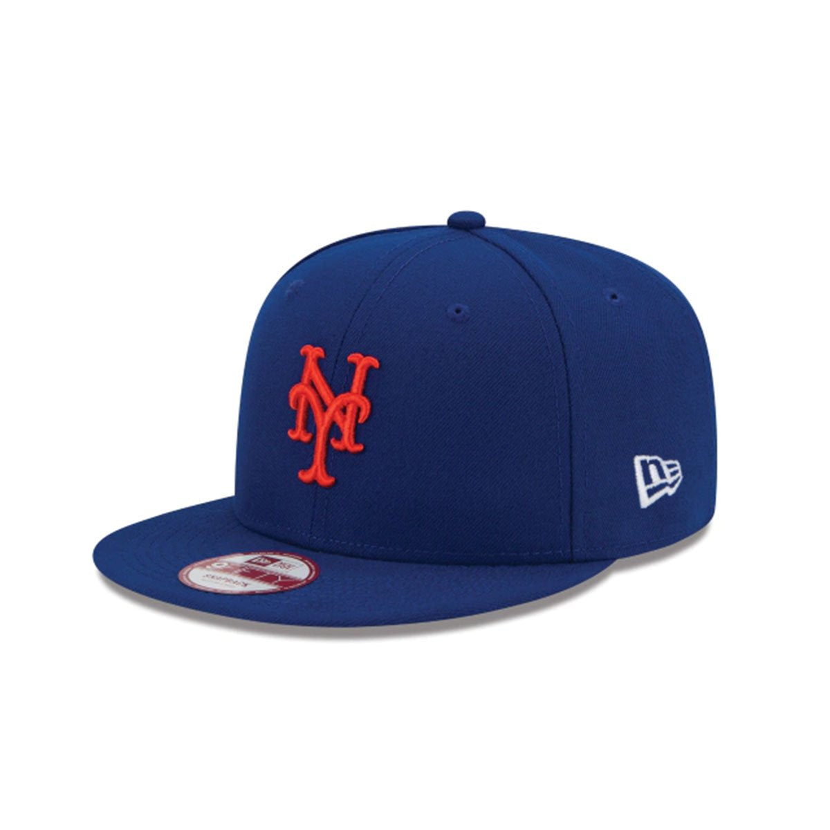 NEW YORK METS 9FIFTY SNAPBACK BLUE/ORANGE