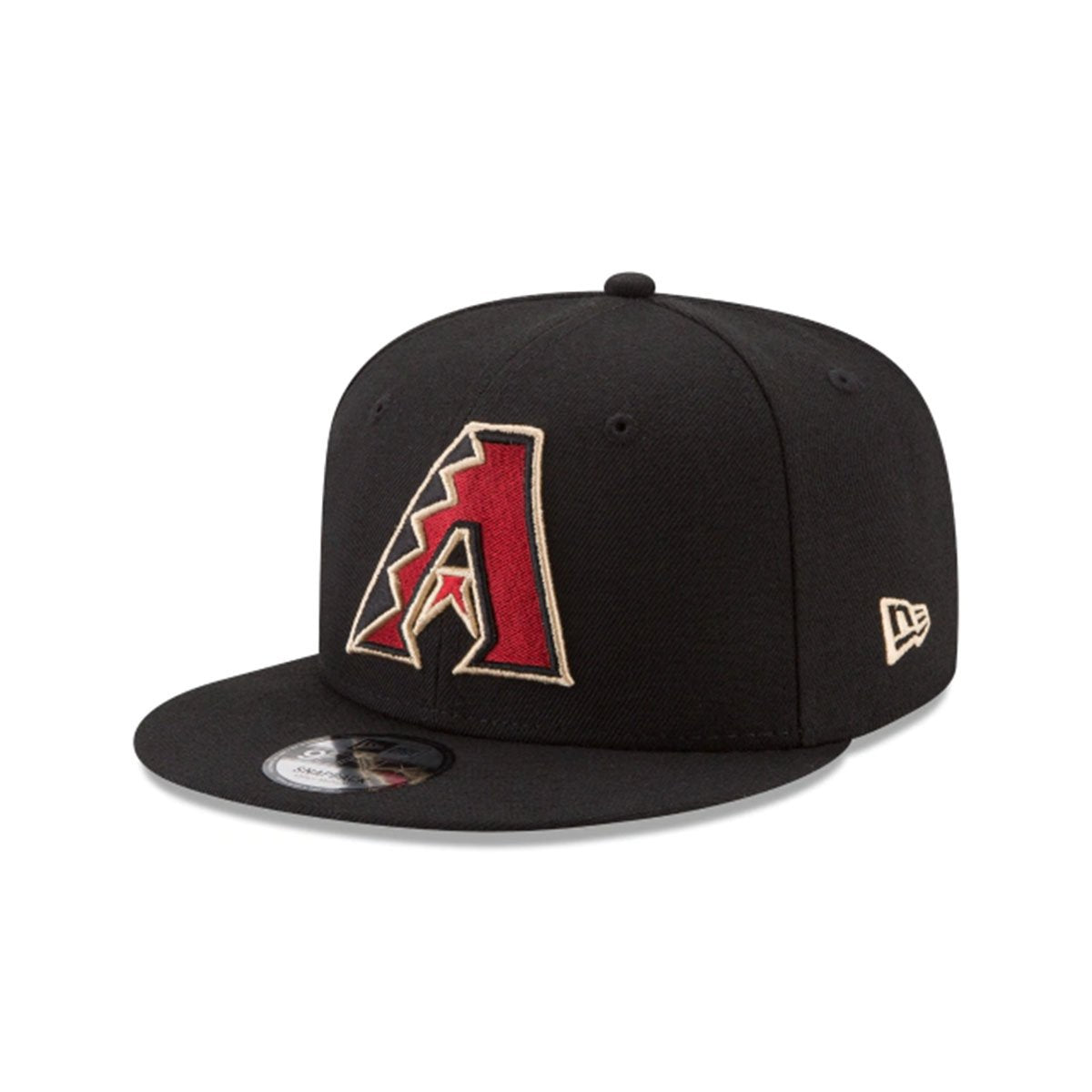 ARIZONA DIAMONDBACKS_BLACK/RED
