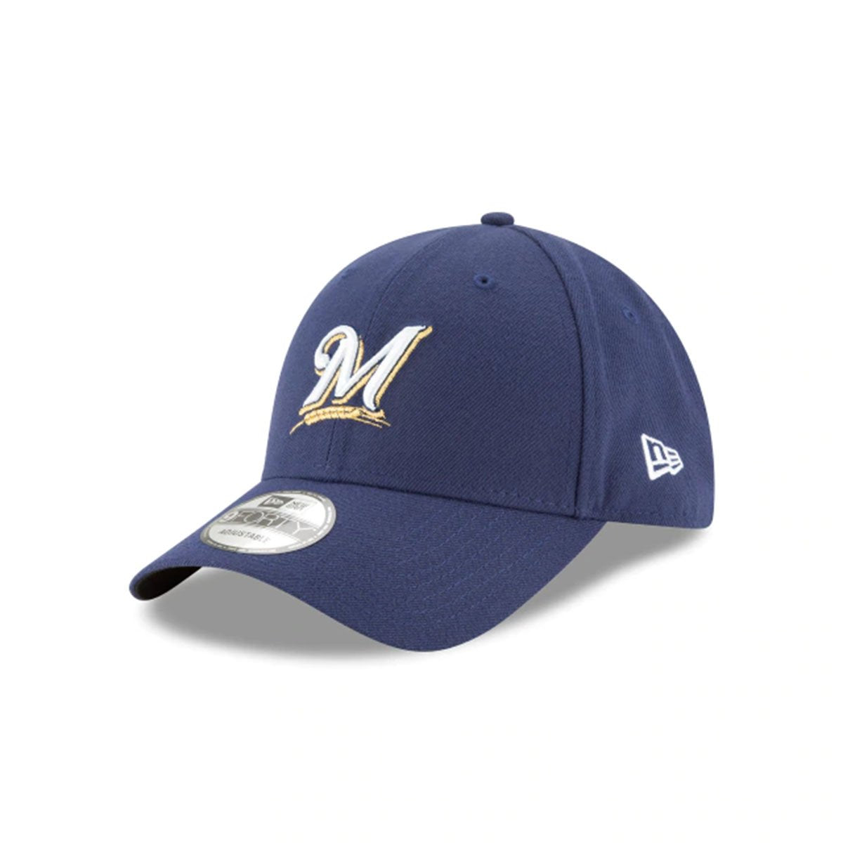 MILWAUKEE BREWERS 9FORTY ADJUSTABLE BLUE/WHITE