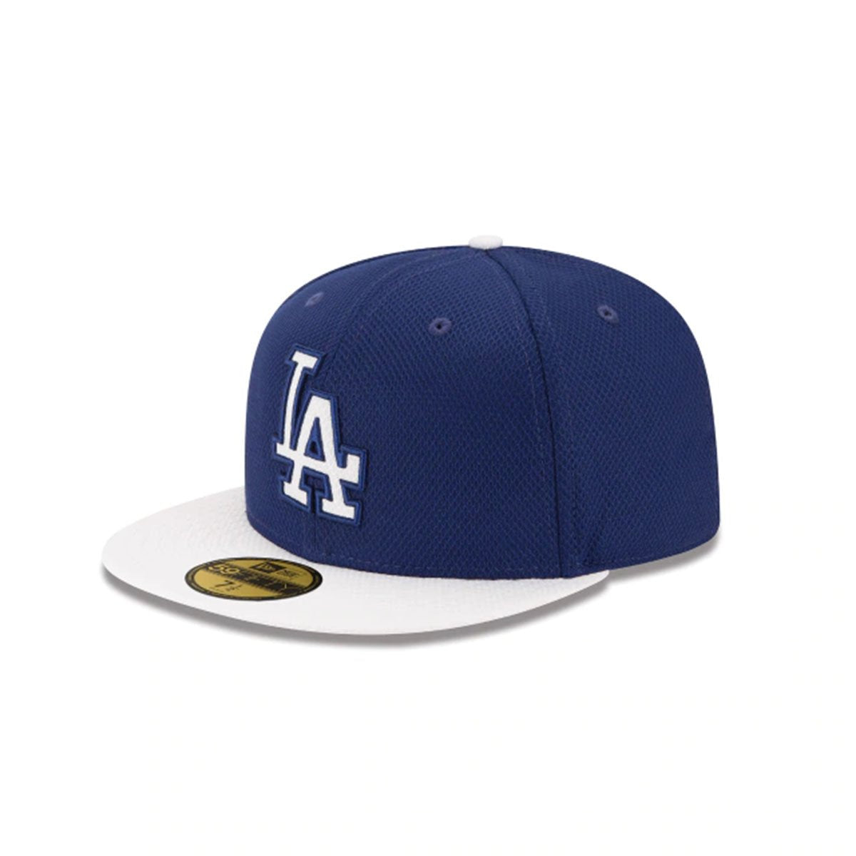 LOS ANGELES DODGERS 59FIFTY FITTED BLUE/WHITE