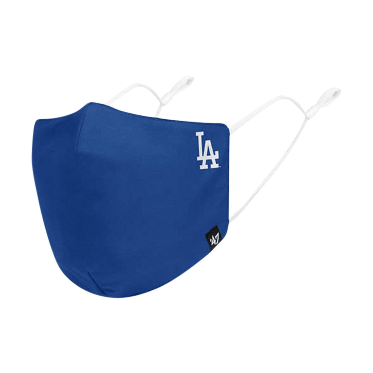 Los Angeles Dodgers Royal Core 47 Face Mask - OSFA