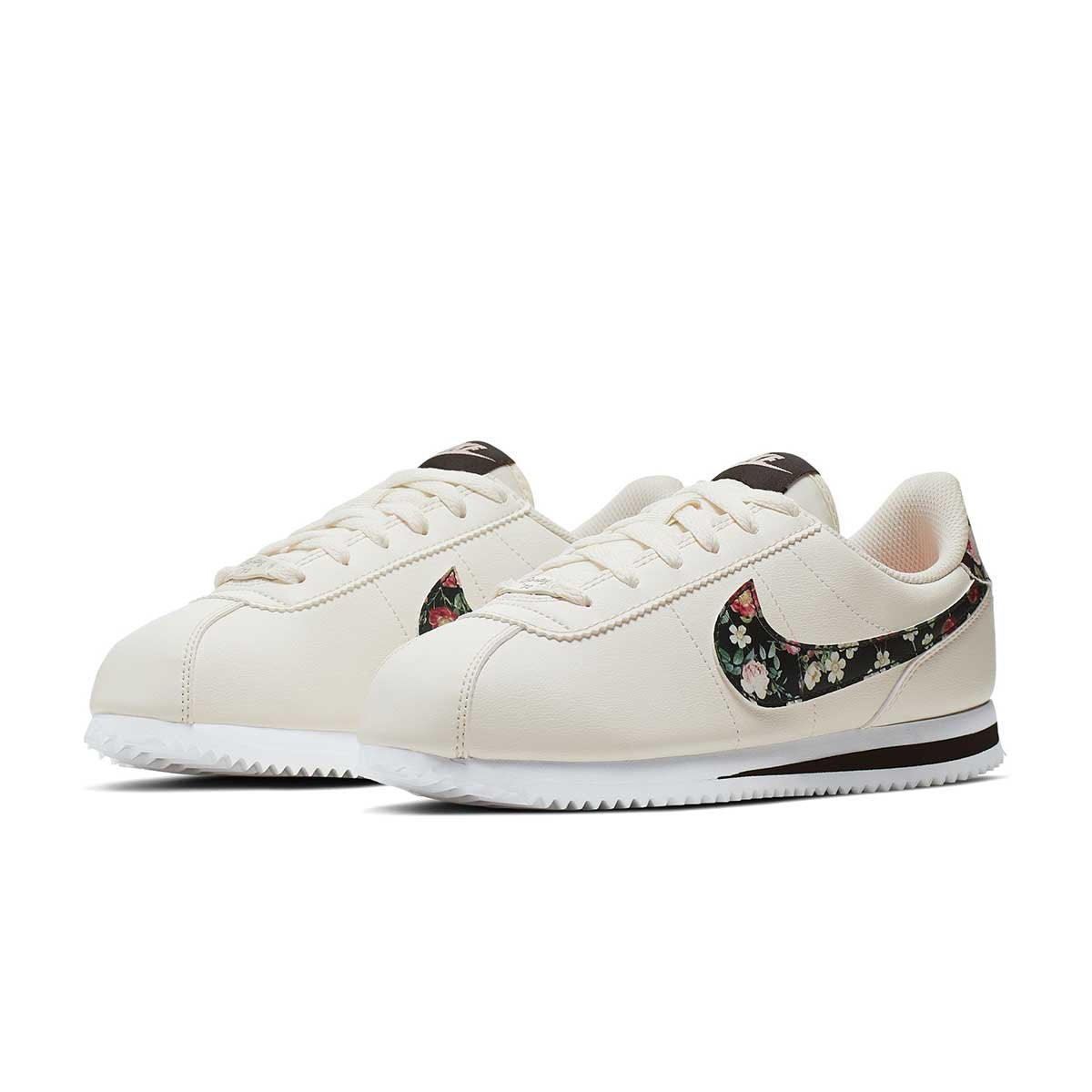 Big Kids Girls' Nike Cortez Basic Vintage Floral