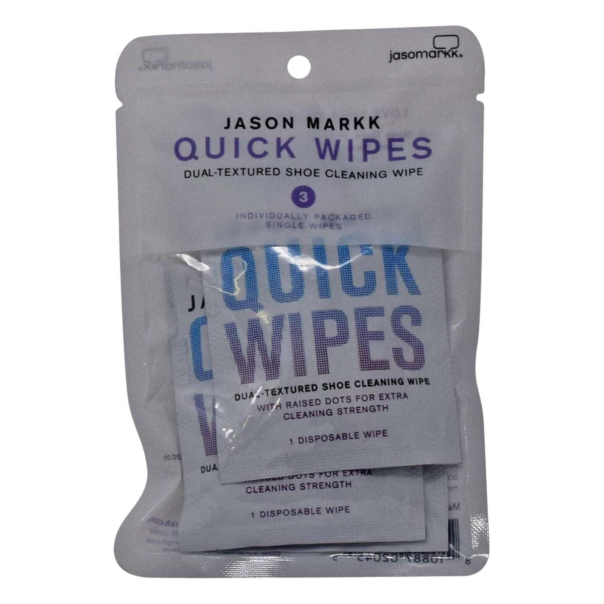 Quick Wipes - 3 Pack