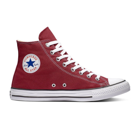 Chuck Taylor All Star Seasonal Color Maroon High Top
