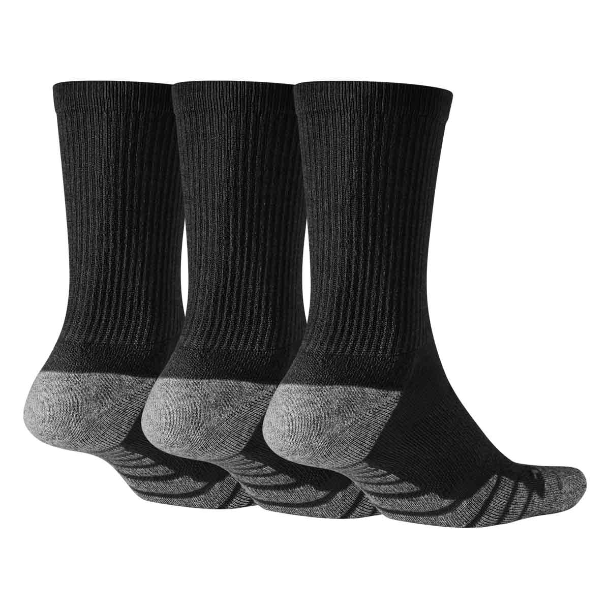 Nike Everyday Max Cushioned Women's Training Crew Socks (3 Pairs)