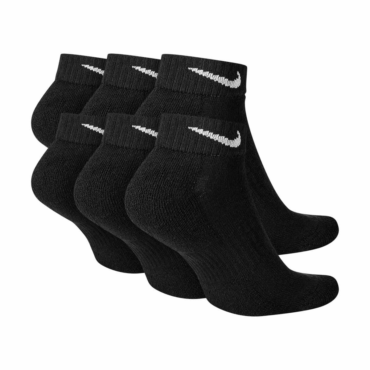 Nike Everyday Cushioned Training Low Socks (6 Pairs)