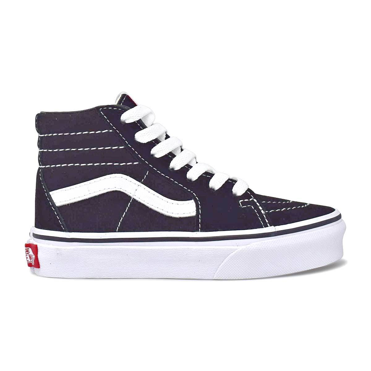 Little Kids Preschool Canvas Sk8-Hi Black