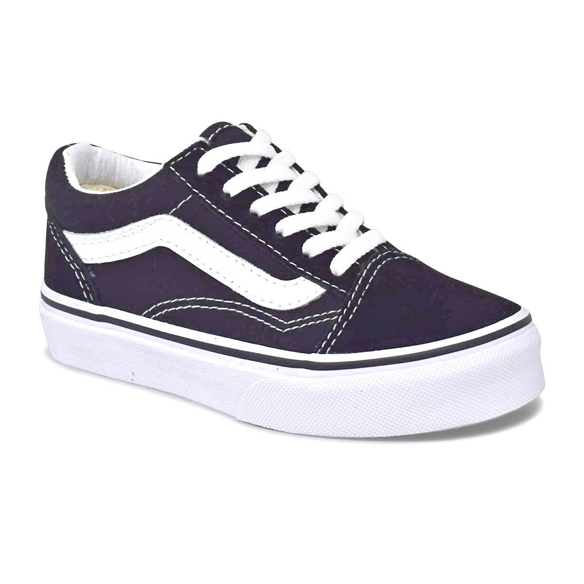 Kids Old Skool  Black/White