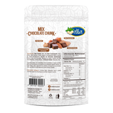 Mix Chocolate Chunk x 110gr - Del Alba