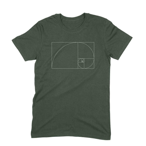 Golden Ratio • 7 colors