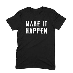 Make it happen • 5 colors